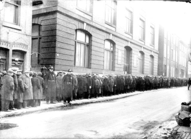 Causes du Krach boursier 1929 #2