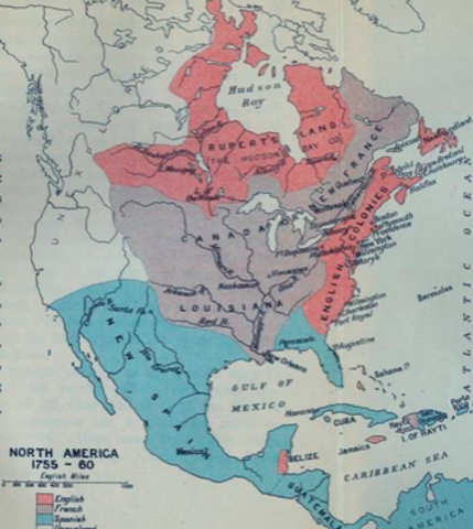 Expansion of the Territory
