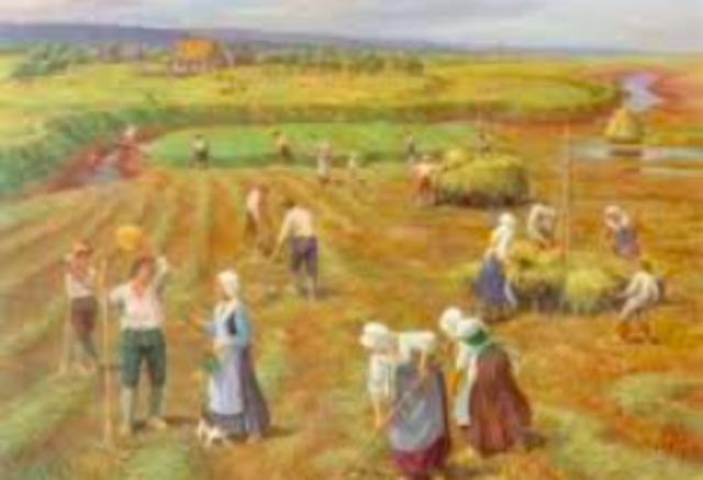 Agriculture in New France before 1663