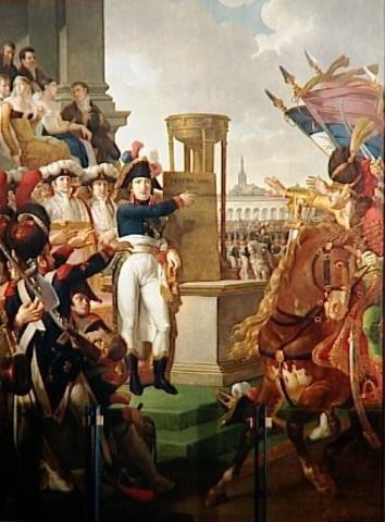 Establishment of the Cisalpine Republic