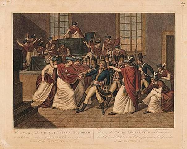 Coup d'etat of Brumaire