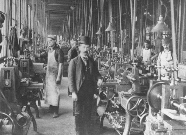 industrialization Phase 1