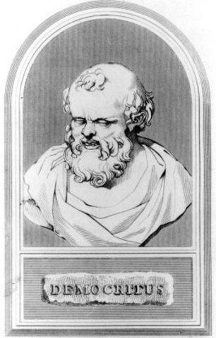 Death of Democritus