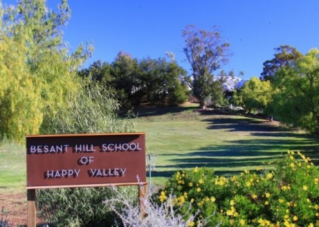 Besant Hill School of Happy Valley