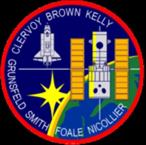 Fist space flight (STS-103)