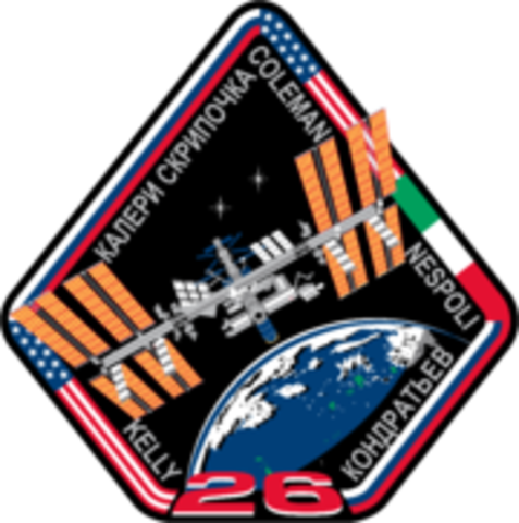 ISS Expedition 26