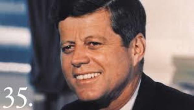 Leading to Vietnam- John Kennedy