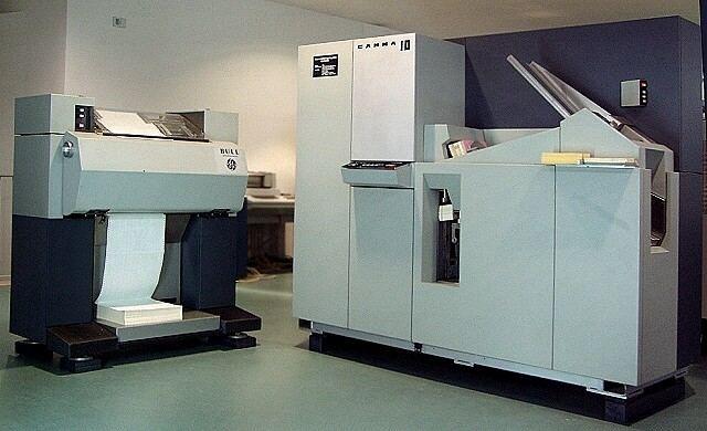 Gamma Fax