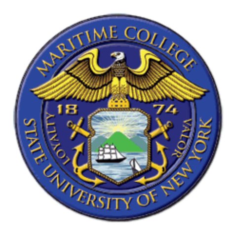 Received bachelors degree from State University of New York Maritime College
