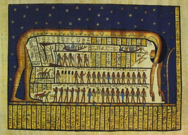 La astronomía del antiguo Egipto (VI)