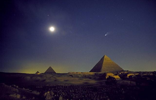La astronomía del antiguo Egipto (II)