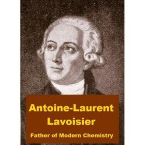 Birth of Antoine Lavoisier