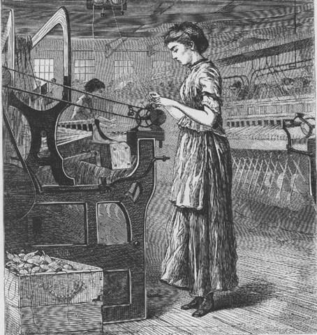 Lowell Factory Labor Reform Association