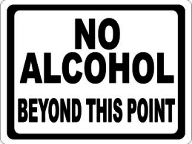Maine Outlaws Alcohol
