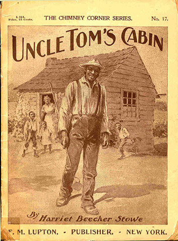 """Harriet Beecher Stowe publishes """"Uncle Tom's Cabin"""""""
