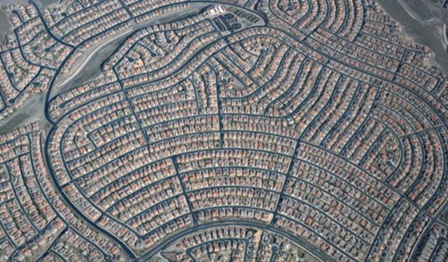 Urban expansion