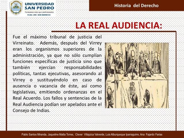 La Audiencia y la Cancillería Real de México