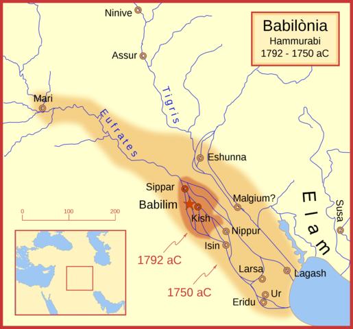 20.s.a.C- Babilonis