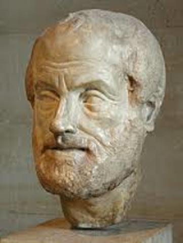 5 segles a.C- Grecs Aristotil