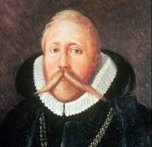 Tycho Brahe (1572)