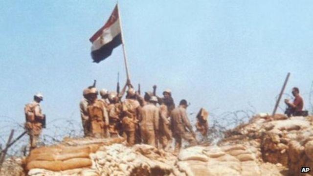 """War of 1973 or """"Yom Kippur War"""""""