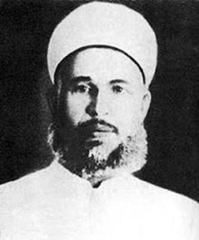 The death of Sheikh Izz ad-Din al-Qassam