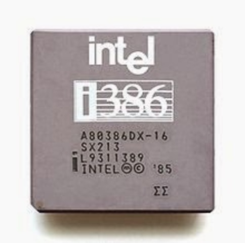 Intel i80386