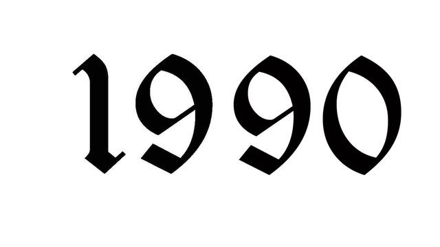 Monde depuis 1990