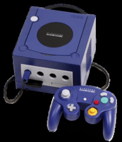 Nintendo Gamecube (GCN)