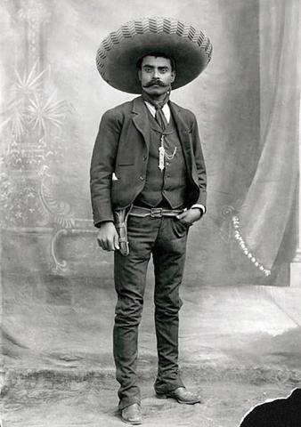 Muerte de Zapata