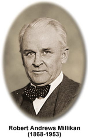 Death of Robert Millikan