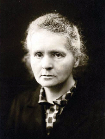 Birth of Marie Curie