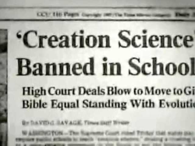 """Supreme Court on """"Equal Time"""""""