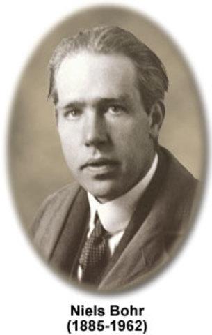 Death of Niels Bohr