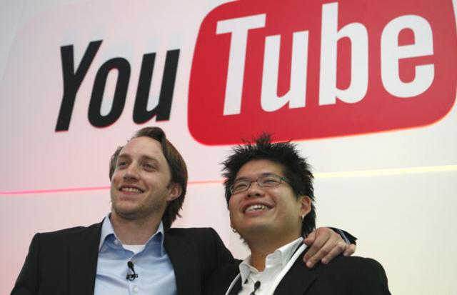 Google erosi youtube 1650 milloiengatik