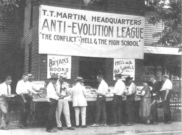 WCFA - Darwinian Evolution