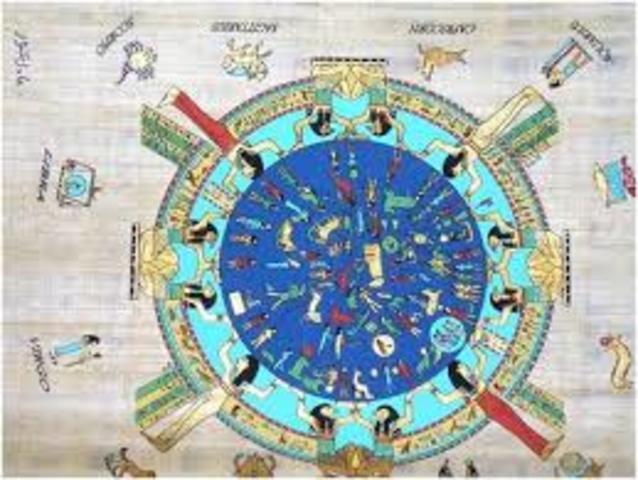 La astronomía del antiguo Egipto (V)
