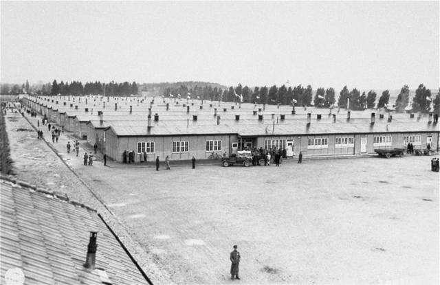 Dachau and Burchenwald concentration camps open