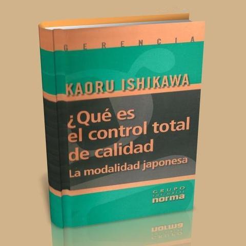 LIBRO CONTROL DE CALIDAD TOTAL DE ISHIKAWA