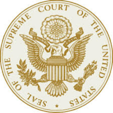 First special education case - US Supreme Court