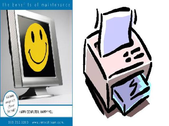 """The LaserWriter the first """"affordable printer"""" is invented."""