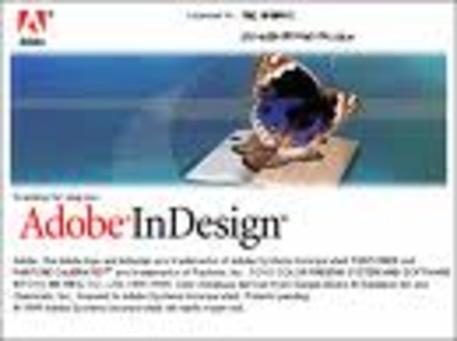 InDesign is Released
