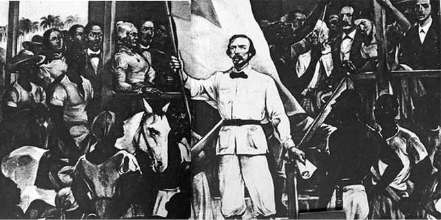 La primera guerra de independencia de Cuba