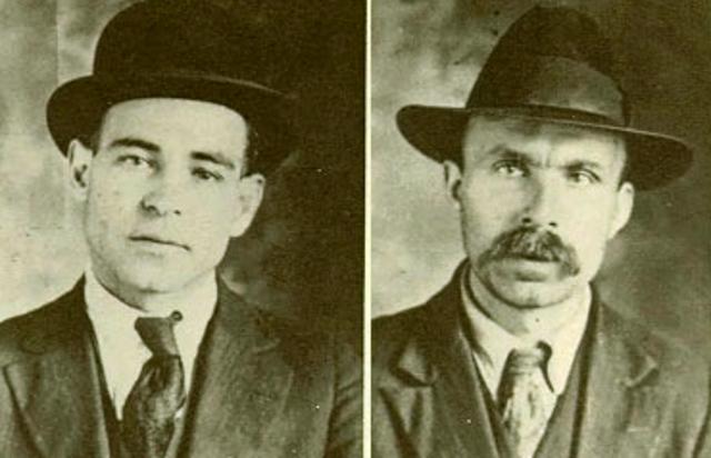 Saco and Venzetti
