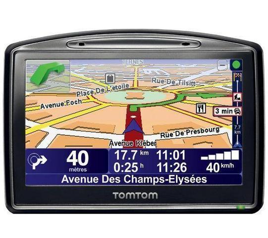 First Global Positioning Sytem (GPS)