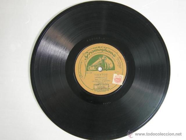 Disco para gramófono