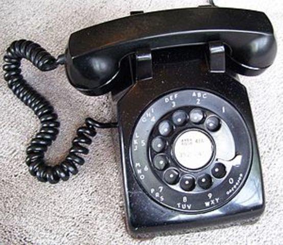 telefono de discado automatico