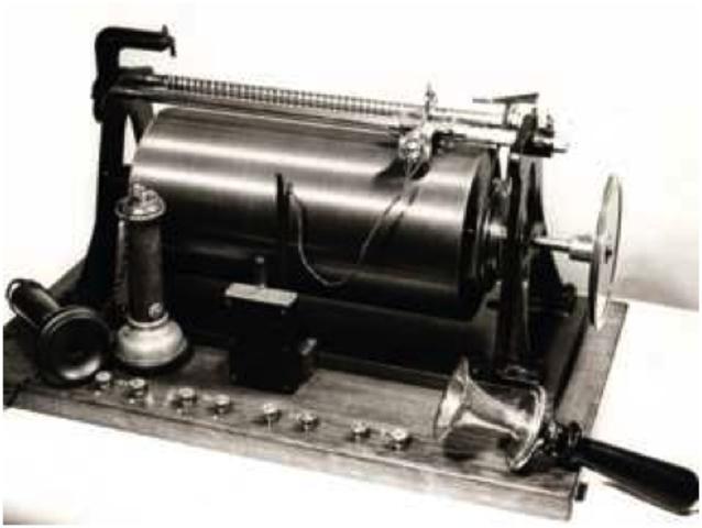 Grabadora de cinta