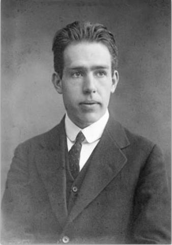 Niels Bohr was born