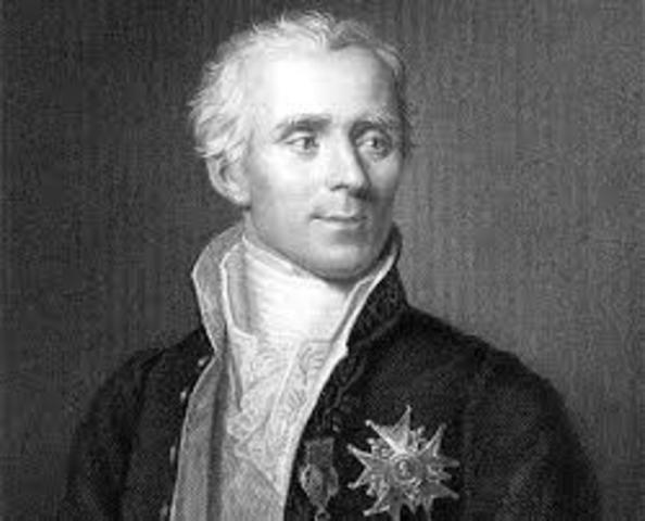 Pedro Simón Laplace